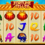 Slot Game Fortune Teller Vendor PlayStar
